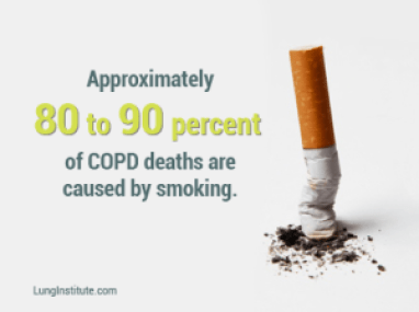 Image result for COPD cause smoking
