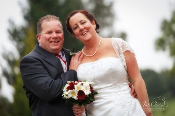 Staverton Park Hotel Wedding