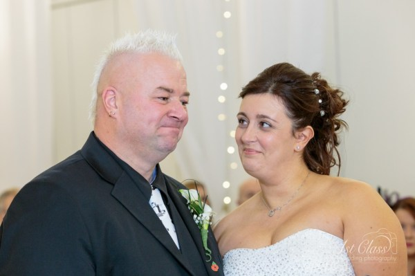 Sam and Darren Wedding at Brampton Grange