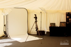 Event Photography Setup