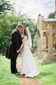All Saints Church Rushton wedding photographer