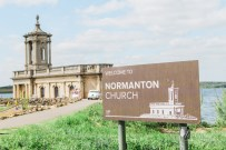 Normanton Wedding Photographer - Normanton Church - Rutland Water