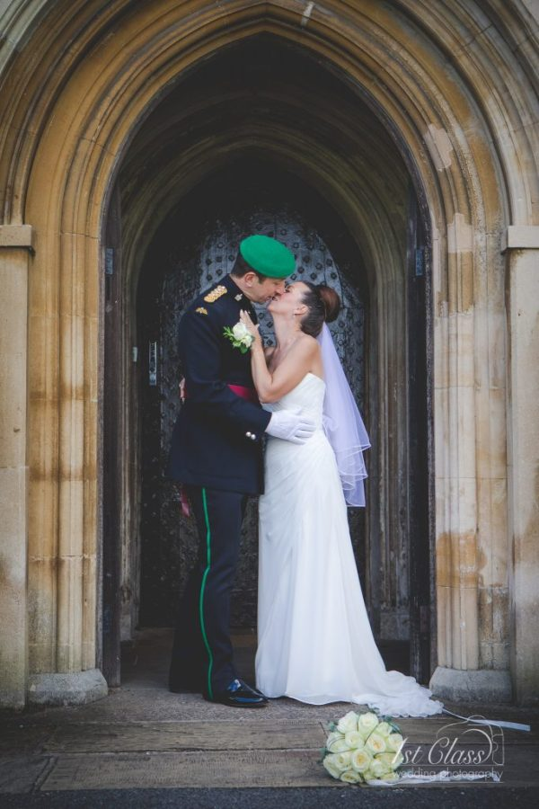 RAF Chicksands Wedding Photographer