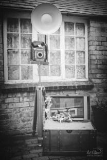 Vintage Camera Photobooth