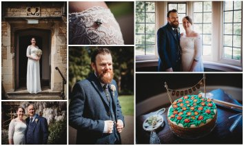 Rushden Hall Wedding Photographer