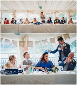 Grendon Lakes wedding photographer