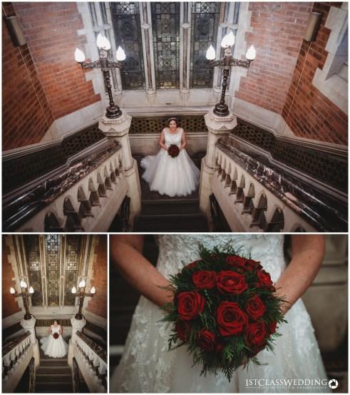 guildhall Northampton wedding photographer