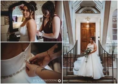 Hitchin Priory Wedding Phographer