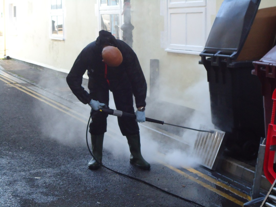 Commercial Filter Cleaning