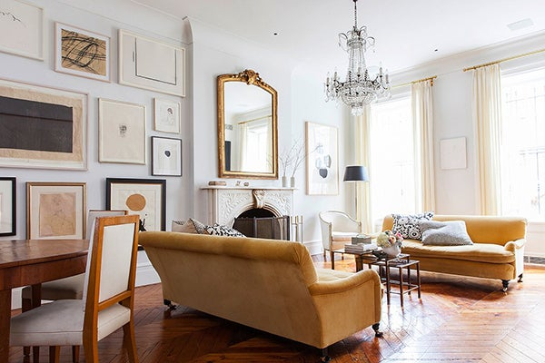 21 Beautiful New York City Apartments from Manhattan to