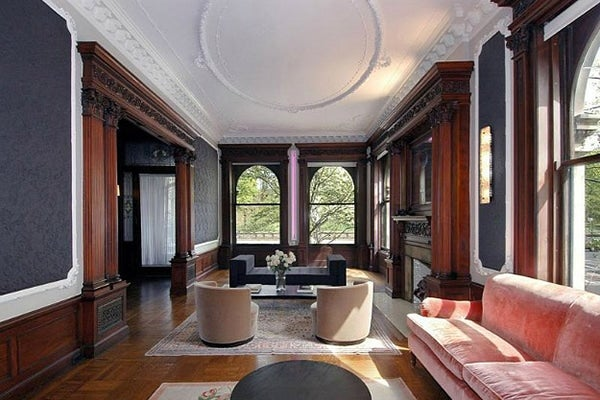 new york loft style living room rugs for 21 beautiful city apartments from manhattan to ...
