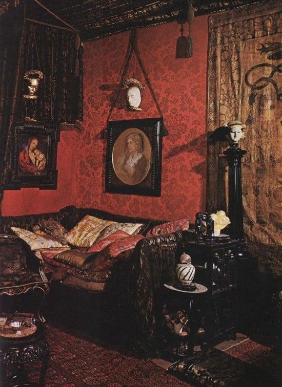 19 Dark and Moody Interiors  1stdibs