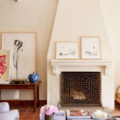 Living Room Fireplaces Pictures Decor With Leather Couch 28 Spectacular Spaces Warmed By The Study Fireplace Ellen Brill