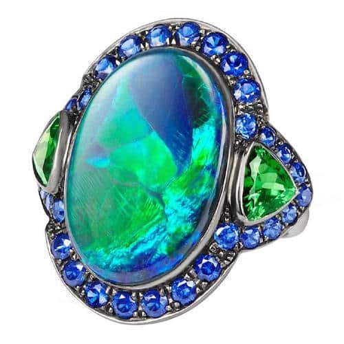 October Birthstone Opal The Study