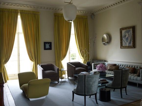 Classic British Interior Design 18 Homes