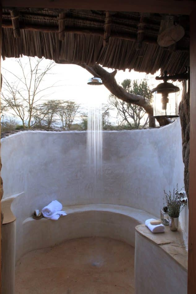 These Outdoor Showers Will Make You Want To Bathe Alfresco The Study