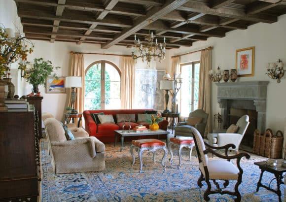 custom sofa los angeles ca oversized chair 16 chic california designs | 1stdibs
