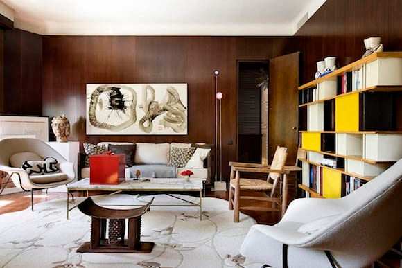 Iconic Furniture in Incredible Interiors