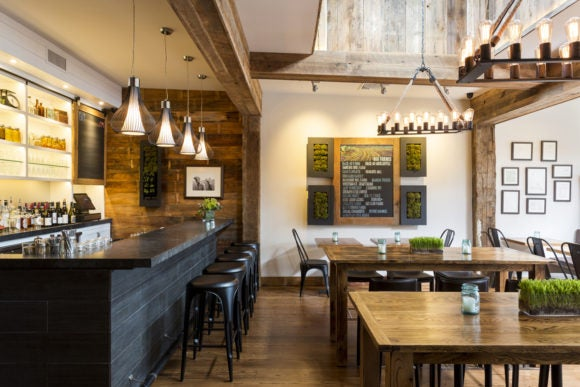 14 Tasteful Restaurants  The Study