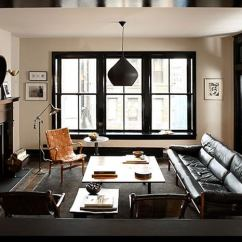 Black Paint For Leather Sofa Best Quality Air The 15 Most-liked Rooms From 2015 | Study