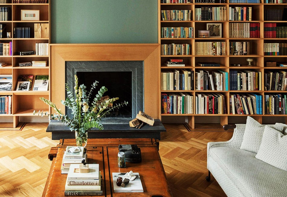 Intelligent Design 15 Gorgeous Rooms For Bookworms The Study