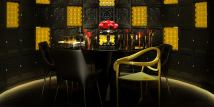 Philippe Starck Apartment Refurbished French President