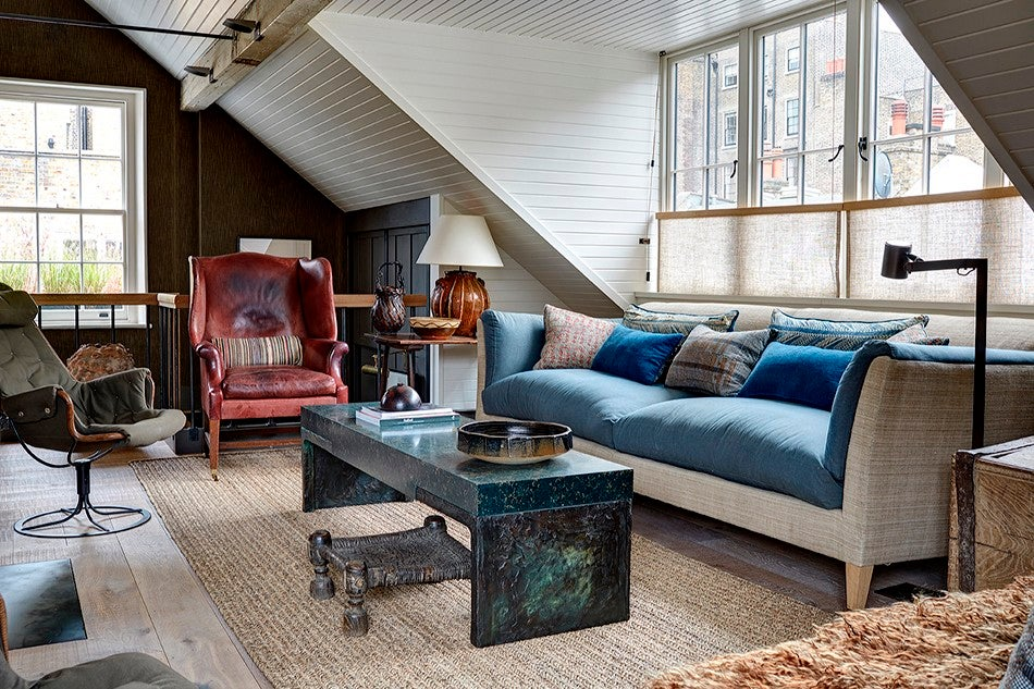 Studio Reed Jonathan Reed's Spare Crafted Interior Design