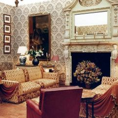 Old English Living Room Designs Soft Green Paint Color For Modern Elegance Vs World Glamour Decorating Style Wars Christopher Hodsoll Windsor England In 1991 London Based Interior Designer And Classic Antiques Dealer Decorated A Party Space Prince