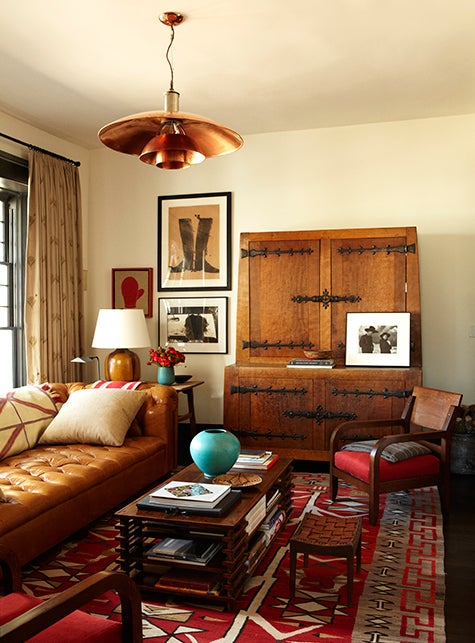 Mark Cunninghams Interiors Exude Warmth and Authenticity