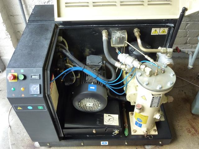 Ingersoll Rand SSR M5.5 Compressor with 340l Air Receiver