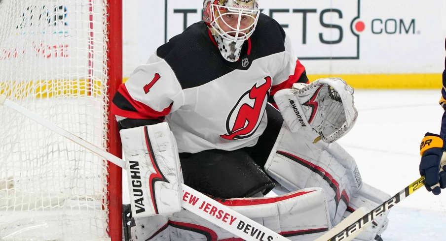 The Blue Jackets Have Acquired Goaltender Keith Kinkaid