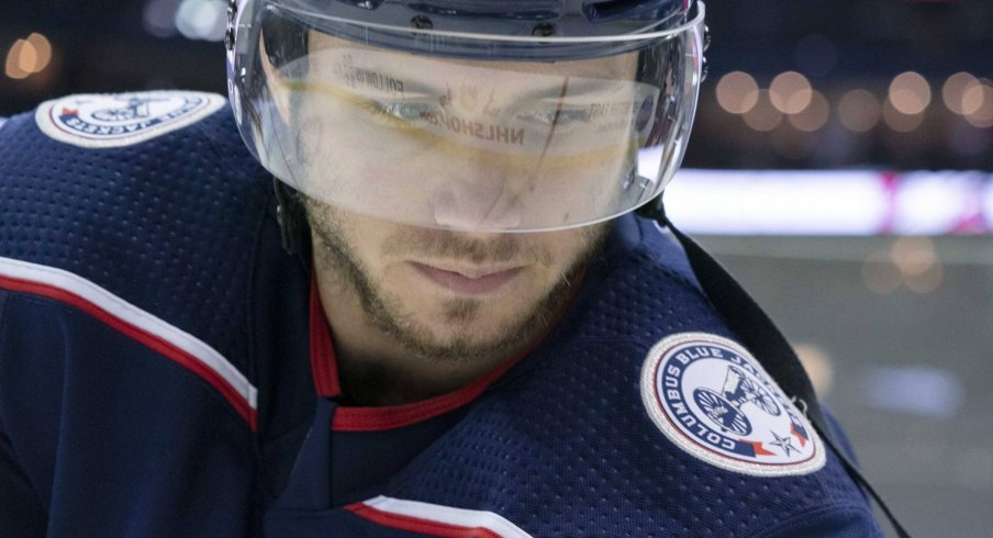 The Blue Jackets Are Rolling But Ryan Murray S Status