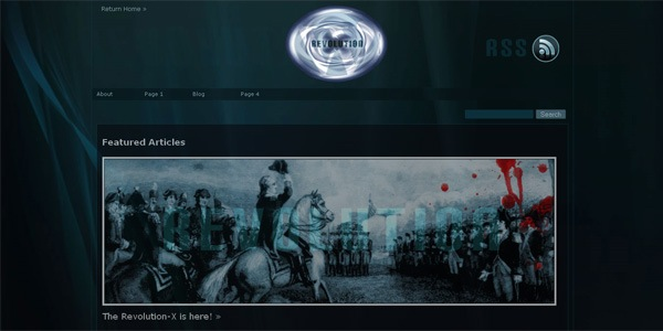 revolution-wordpress-theme