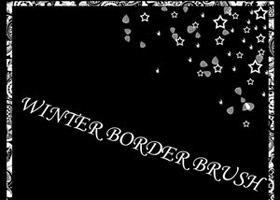 winter-border-brush