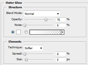 outer-glow-snow ফটোশপের কারুকাজ- পর্ব ৫ (3D তে স্বপ্নের আকাশ)