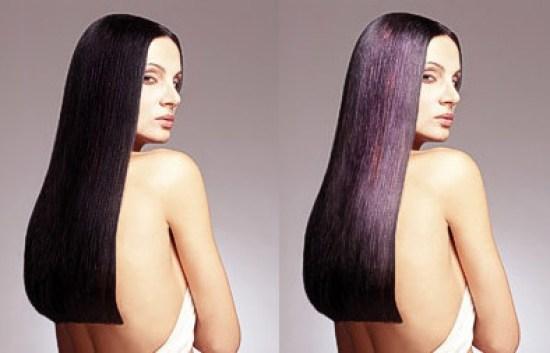 creating-shining-hair