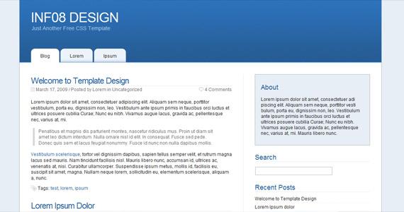 info8-design-xhtml-css-template