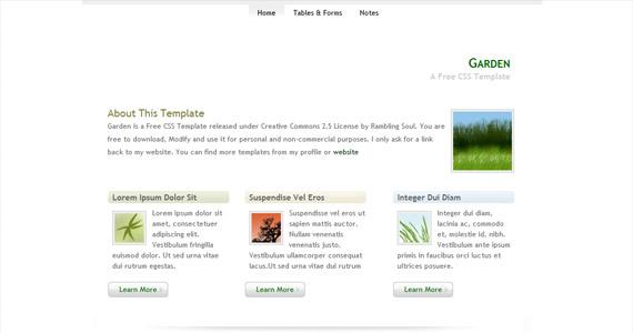 rs-garden-xhtml-css-template