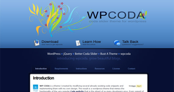 wpcoda-professional-wordpress-theme