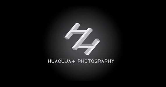 h-plus-h-creative-gradient-3d-logo-design
