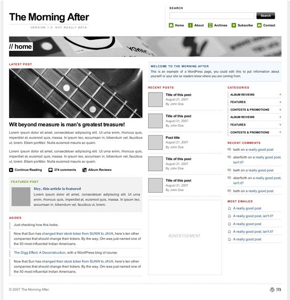 the-morning-after-magazine-free-wordpress-theme-for-download