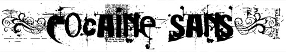 cocaine-sans-free-grunge-fonts
