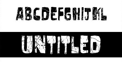 untitled-free-grunge-fonts