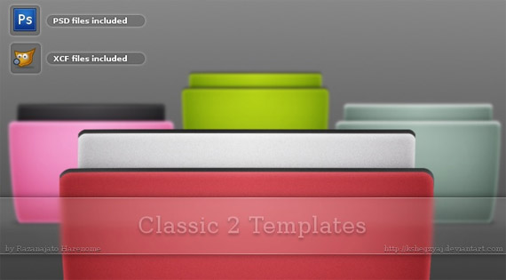classic-folder-webdesign-psd-free-buttons-icons