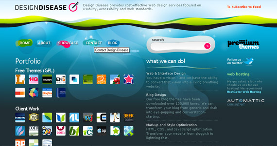 design-disease-best-free-wordpress-theme-site