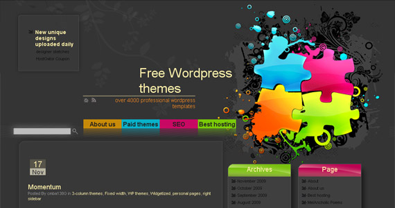wptemplates-best-free-wordpress-theme-site