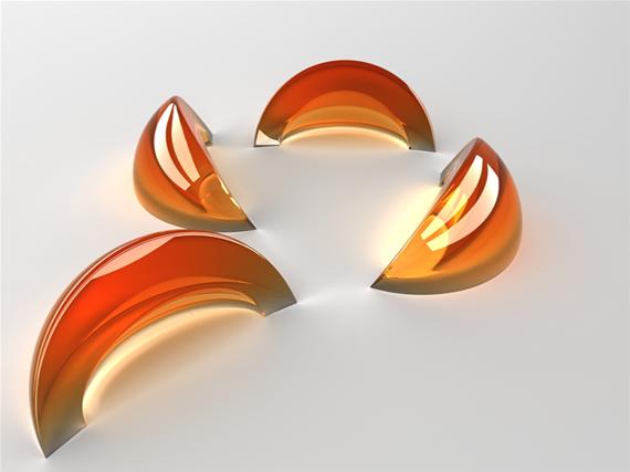cantaloupe নিন ৪০টি 3D ওয়ালপেপার