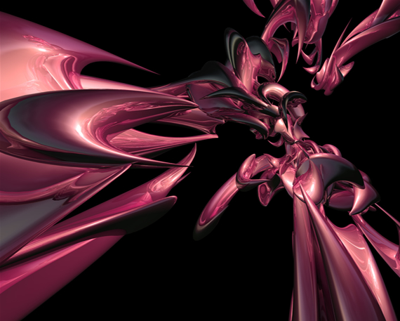 pink-3d-wallpaper নিন ৪০টি 3D ওয়ালপেপার