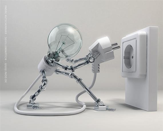 self-illumination নিন ৪০টি 3D ওয়ালপেপার