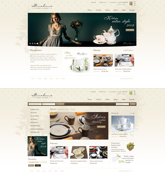 Pure-home-web-design-interface-inspiration-deviantart